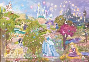 Мультфильмы Disney и Marvel