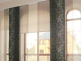 Японские шторы (панели)