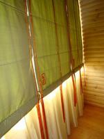 Китайские шторы
