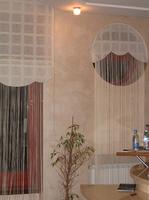 Нитяные шторы,кисея
