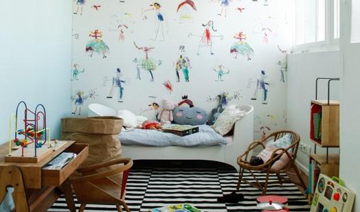 Купить детские обои для стен в интернетмагазине Каталог
